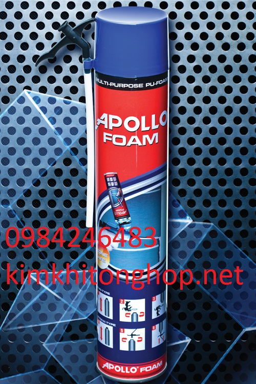 Keo bọt Apollo Foam