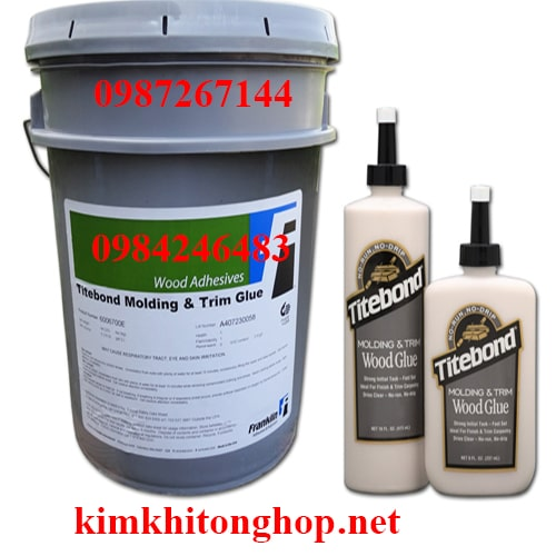 Keo Titebond Molding & Trim Glue