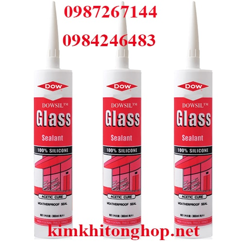 Keo dowsil glass
