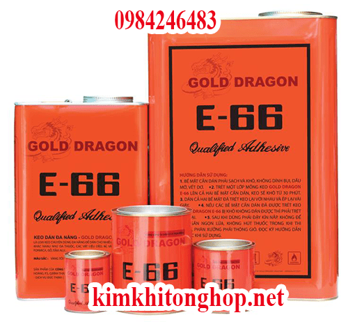 Keo Gold Dragon E66