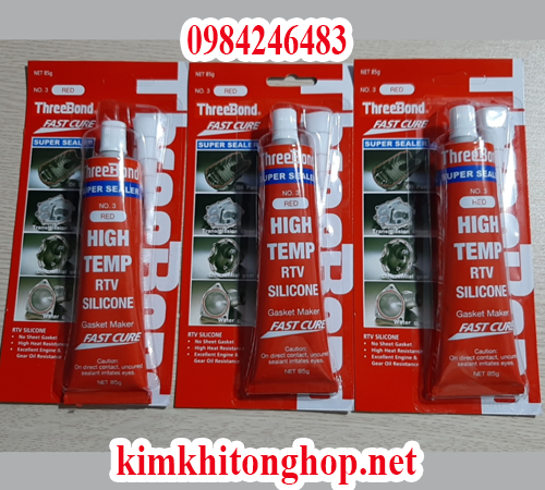 KEO HIGH TEMP RTV SILICONE