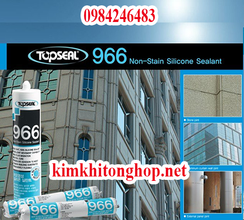 SILICONE TOPSEAL 966