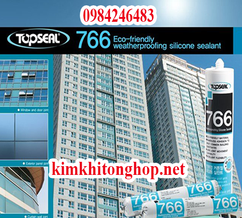 SILICONE TOPSEAL 766